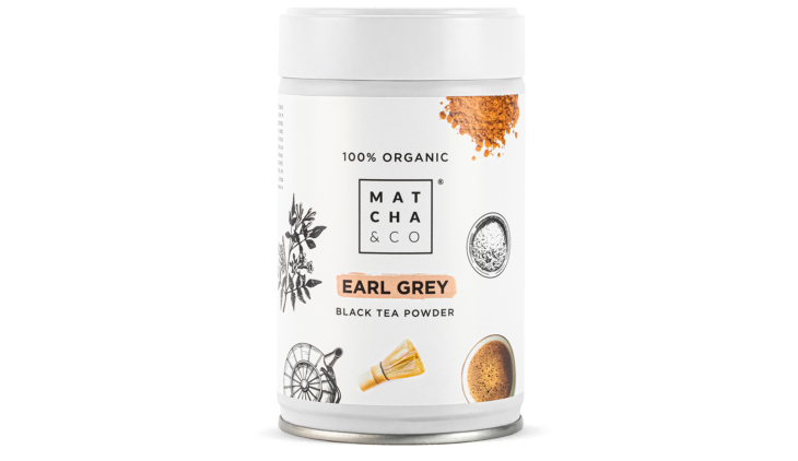 Thé Earl Grey 1