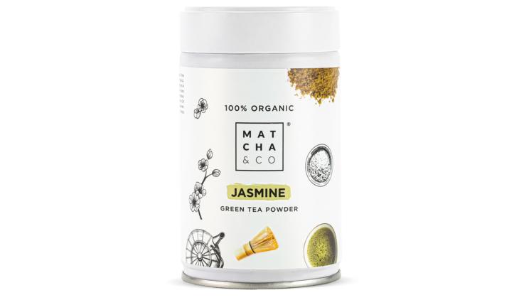 Thé au Jasmin 1