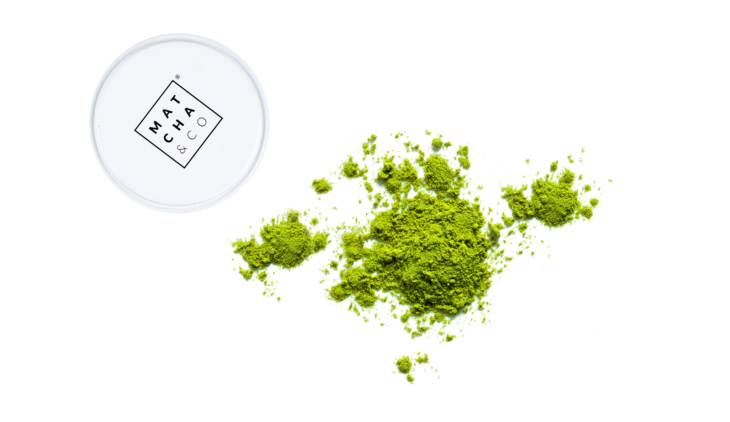 Thé Matcha 100% biologique 2