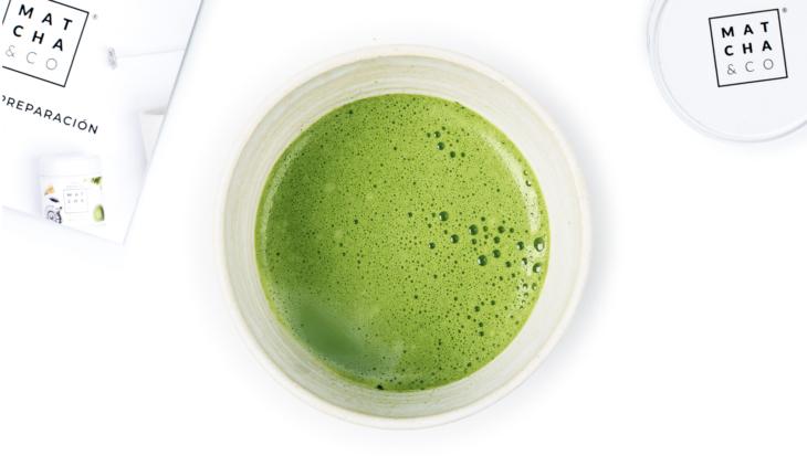Thé Matcha 100% biologique 3