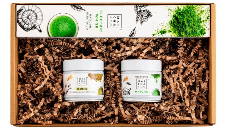 Pack thé vert 1
